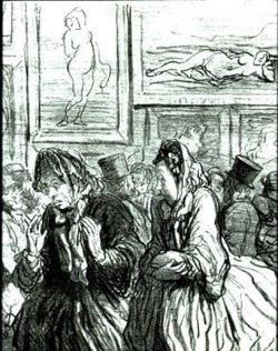 THIS YEAR, VENUSES AGAIN...ALWAYS VENUSES! // Daumier