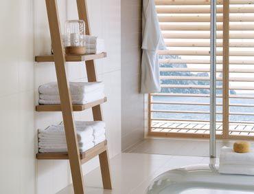1000 images about salles de bain on pinterest architecture dressing and haute couture - Etagere Echelle Salle De Bain