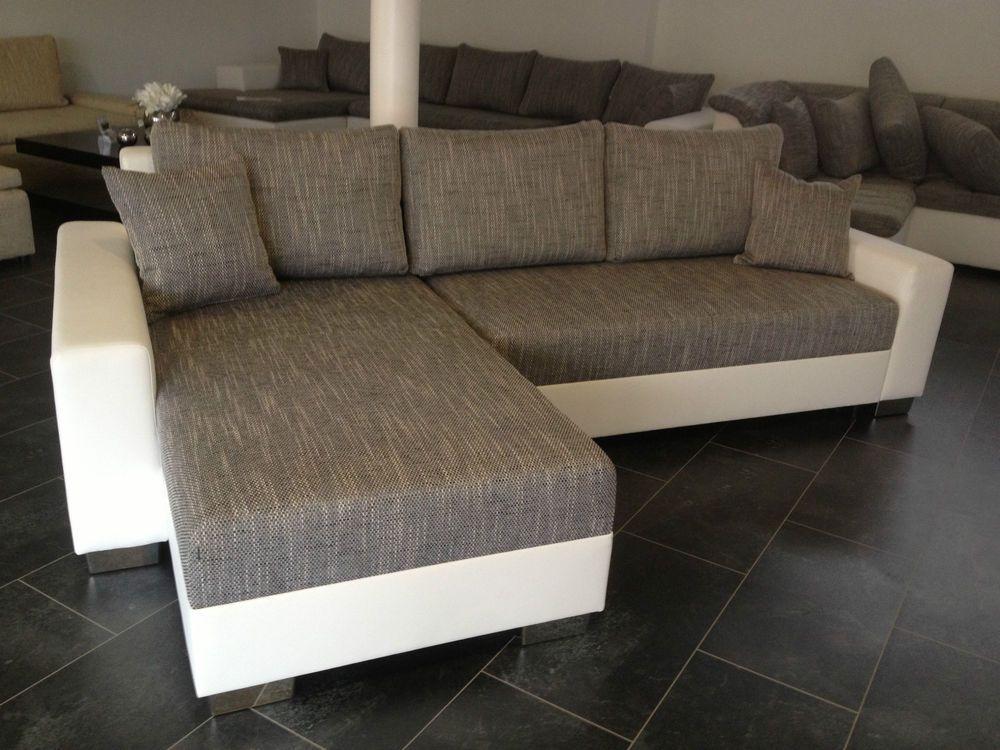 Ovp Neu L 260cm Mega Big Sofa Couch Wohnlandschaft Megasofa Bettsofa Schlafcouch