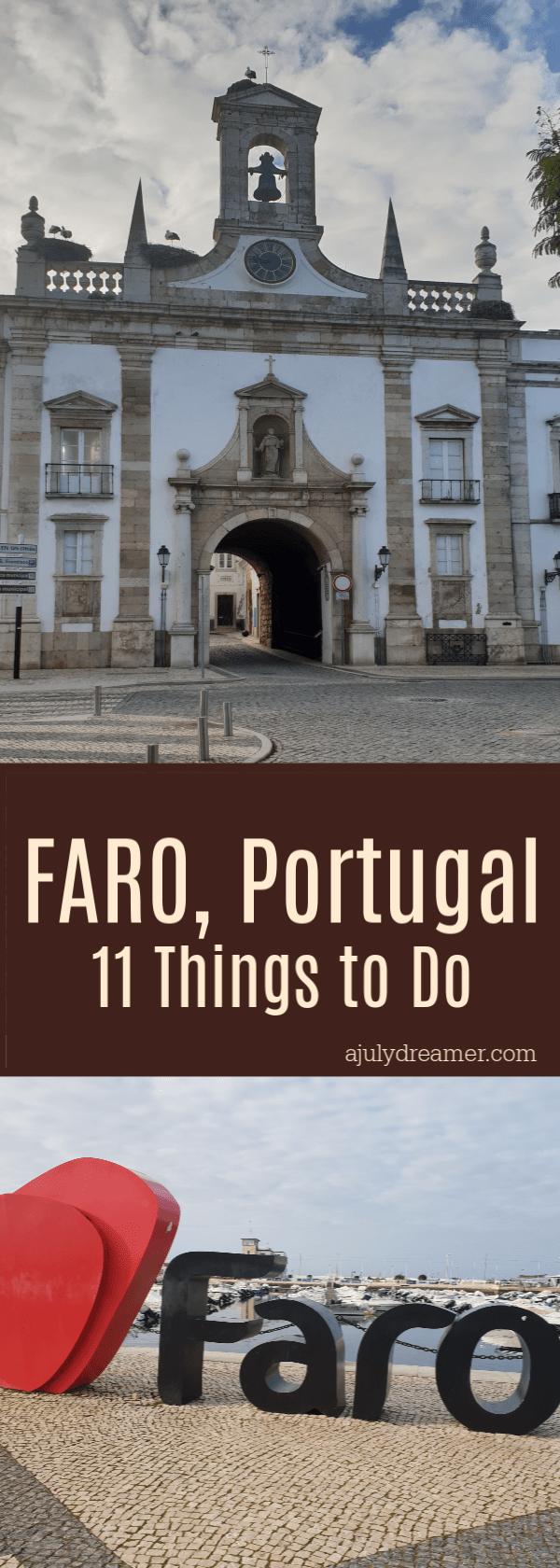 Photo of Explore Faro Portugal – Winter Adventures ⋆ Un soñador de julio
