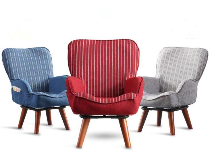 Faltbare Und 360 Swivel Kinder Stuhl Sessel Sofa Fur Kinder Holz