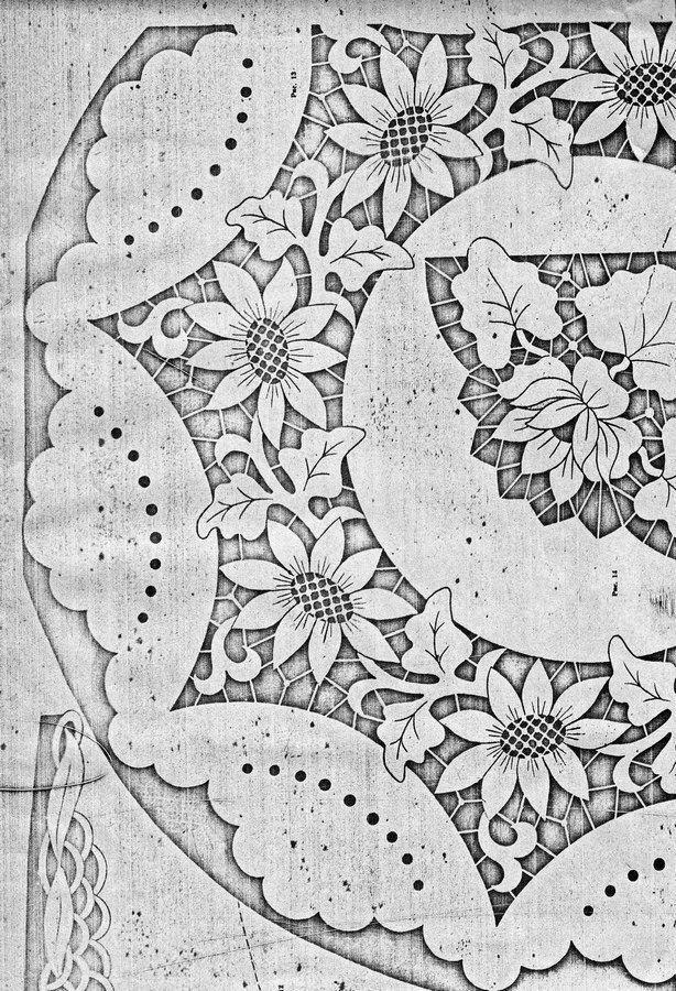1-1+и.jpg (614×900) | Carpetas | Pinterest | Bordado, Boleros de ...