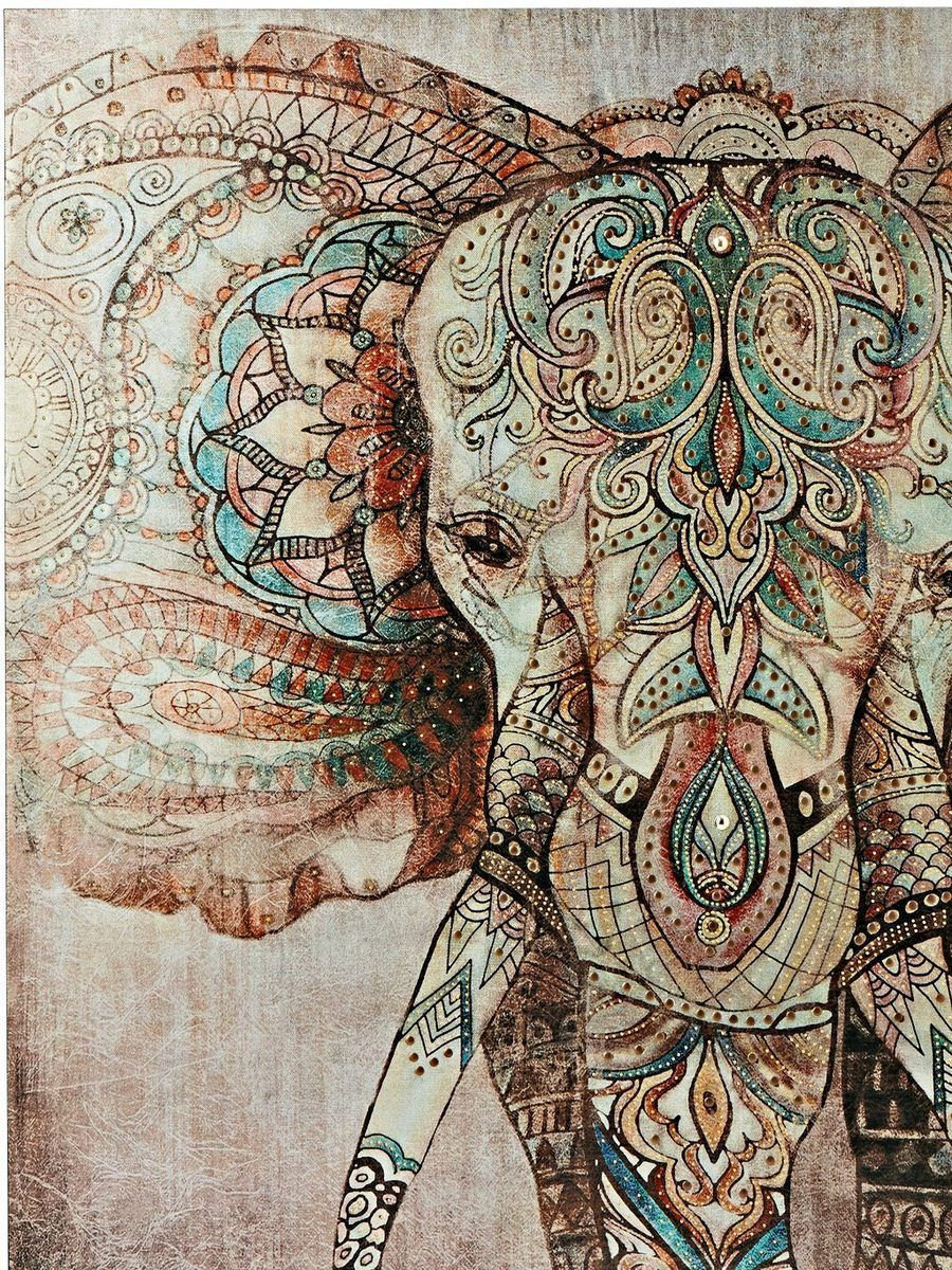 Buy Heine Home Decoration Squirrel Autumn A Real Eye Catcher Online Otto In 2020 Elephant Artwork Mandala Design Art Elephant Art