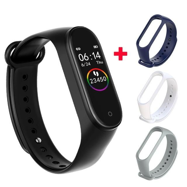 Trina smart fitness tracker for android and iOS Fitness