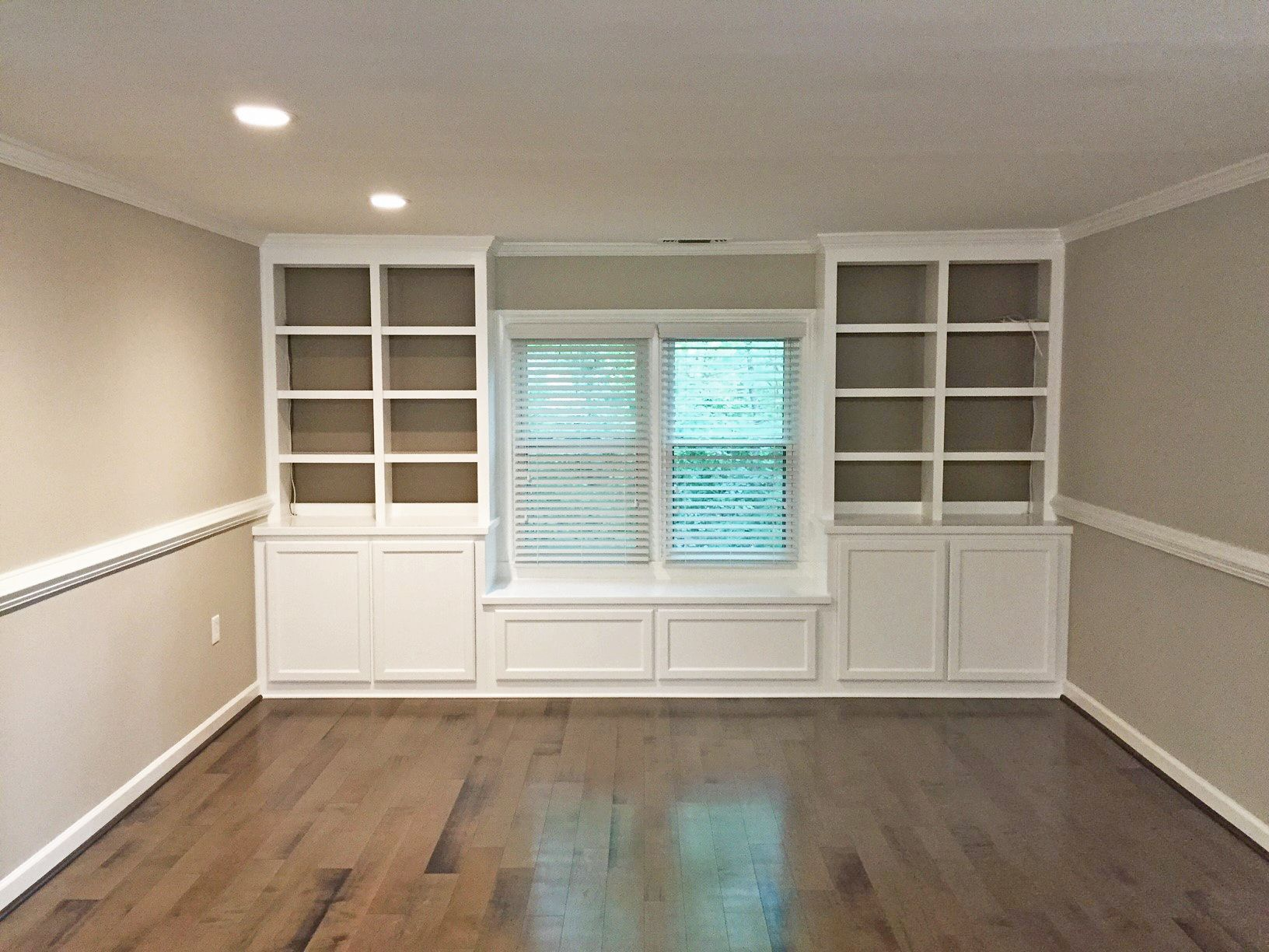 Window Seats & Banquettes — Woodmaster Woodworks ...