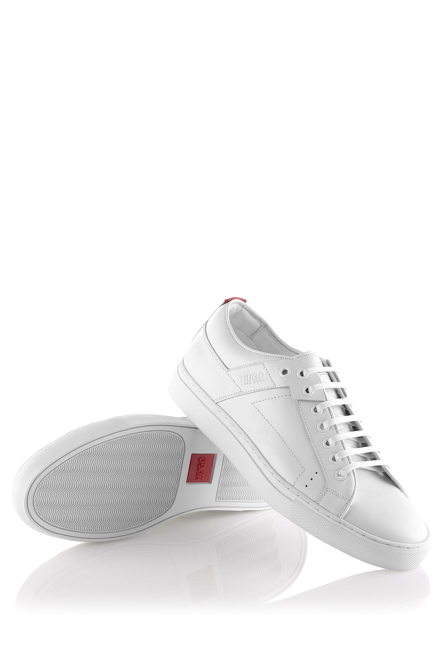 Hugo Sneaker Futesio Aus Leder Versandkostenfrei Bestellen Sneakers Men Fashion Sneakers Perfect Sneakers