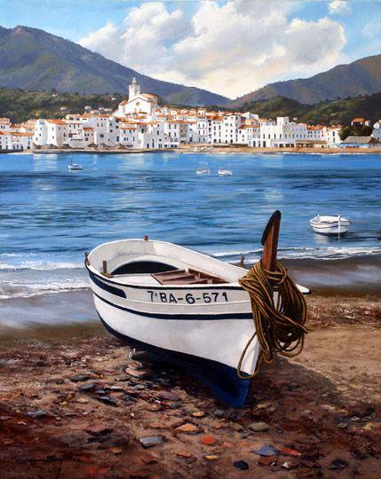 Cuadros de marinas al oleo cerca amb google pinturas for Cuadros de marinas