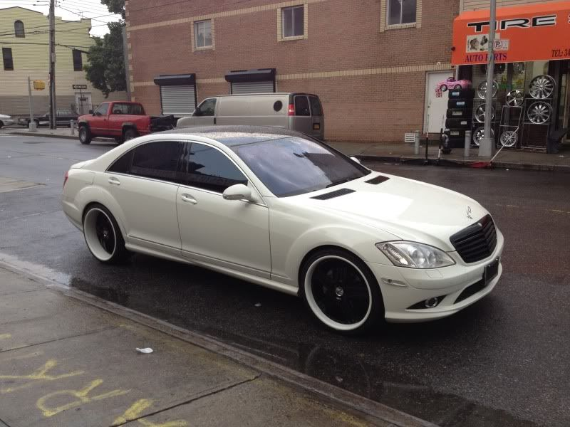 New Member Custom S550 Mercedes Benz Forum With Images Benz