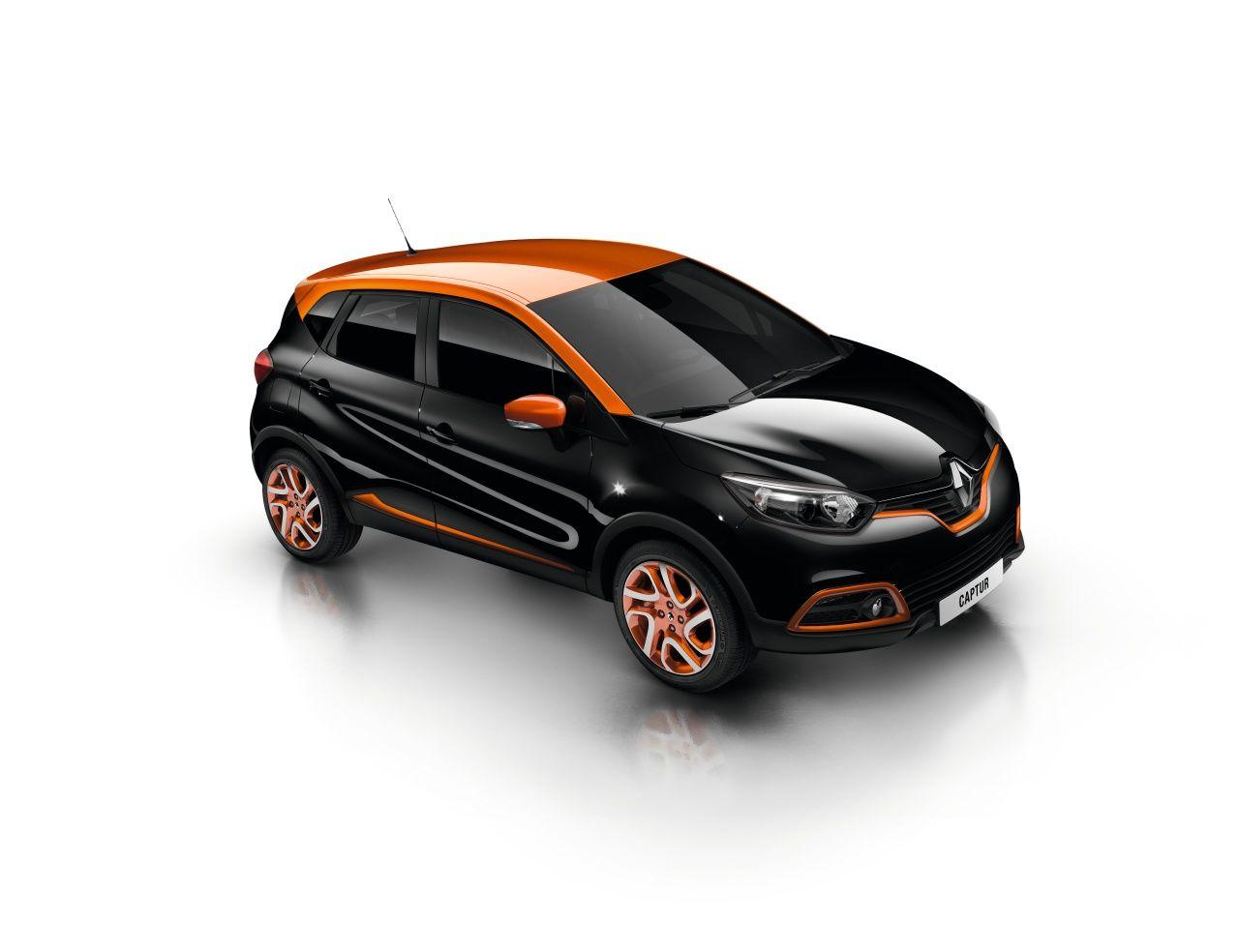 Renault Captur Arizona range