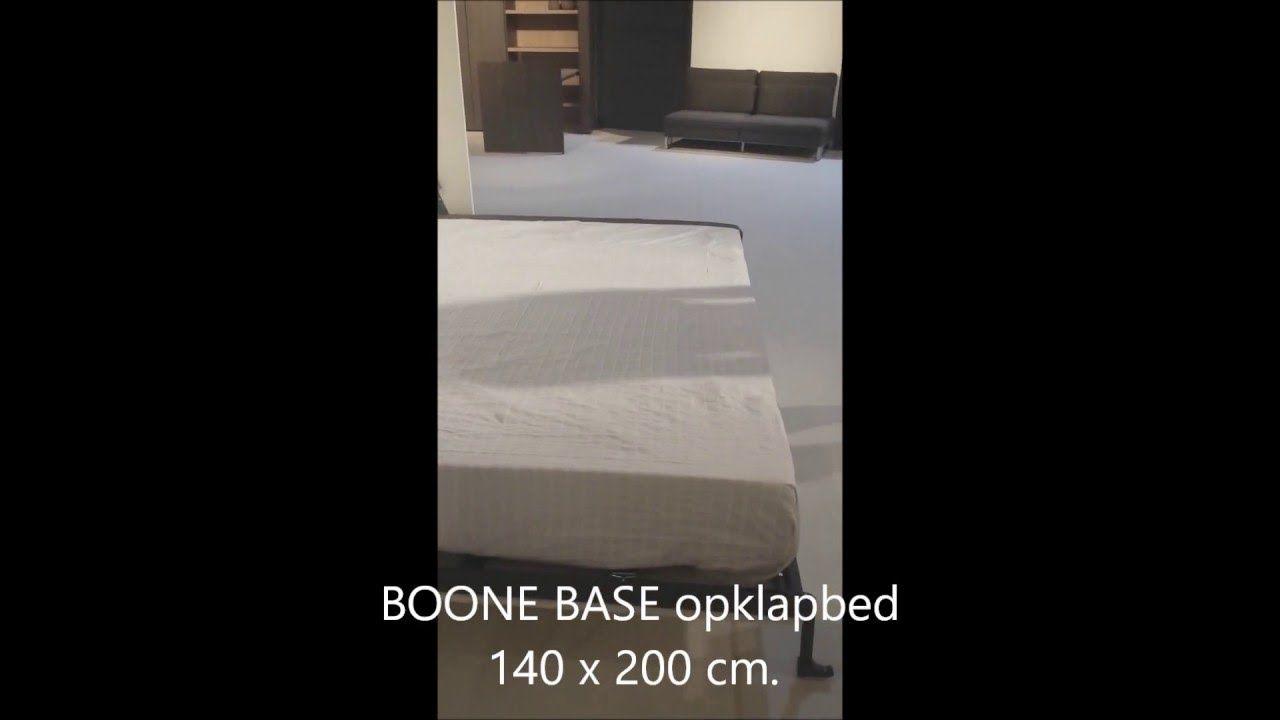 Boone Base Opklapbed Een Tweepersoons Bed In Een Kast De