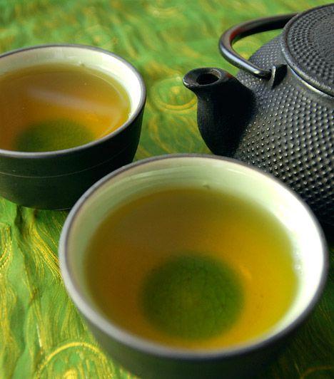 Íme, a legerősebb konyhai zsírégetők - Zöldtea, Zöld tea..
