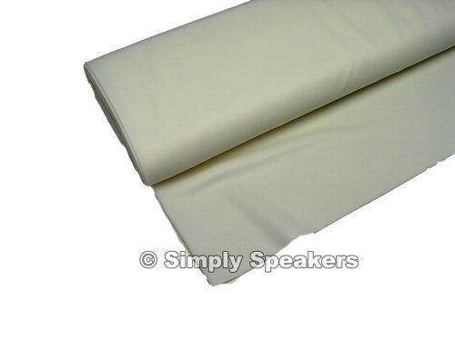 Speaker Grill Cloth, Ivory Speaker Grill Fabric For Speaker