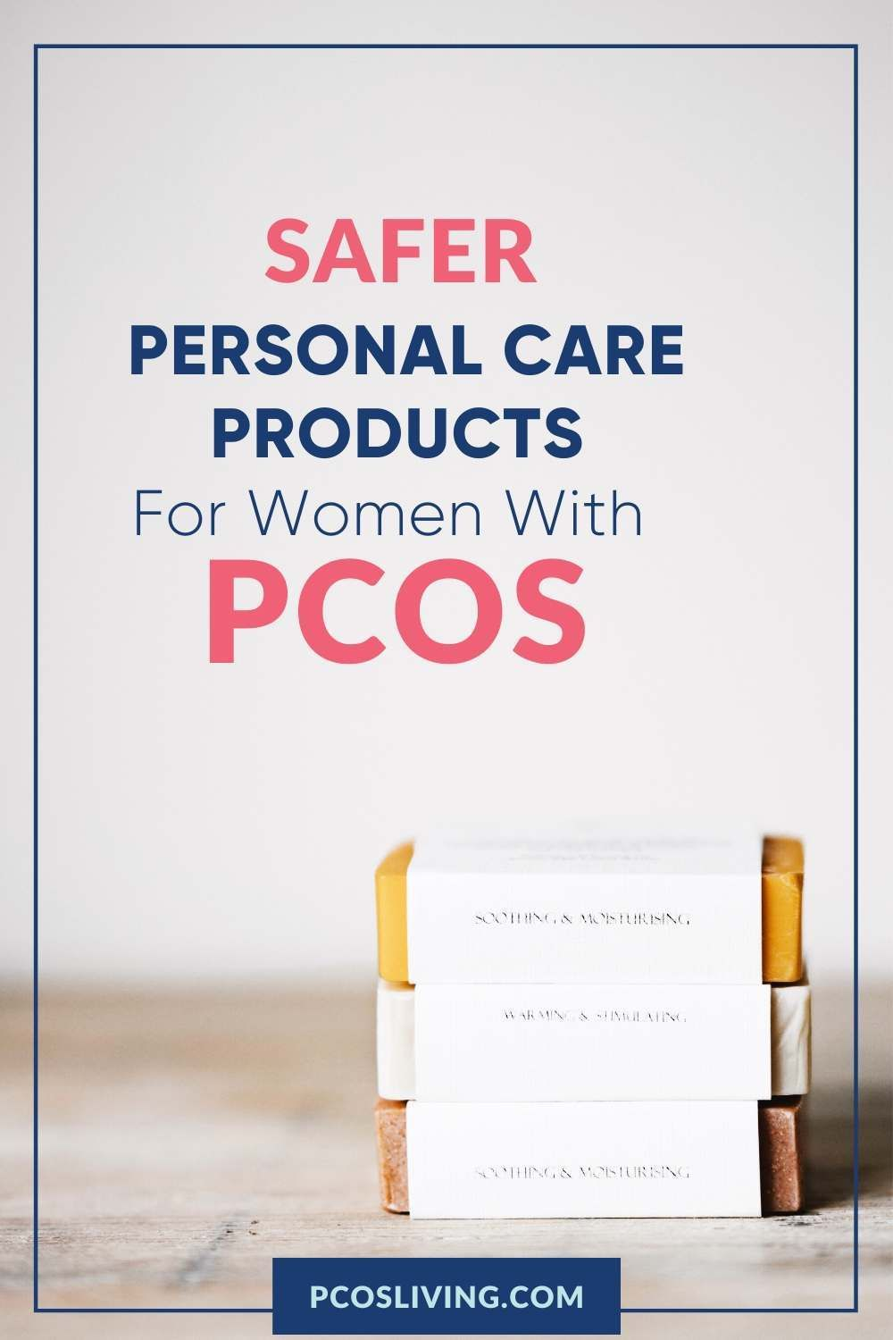 Safer Personal Products for women with PCOS Pcos, Health