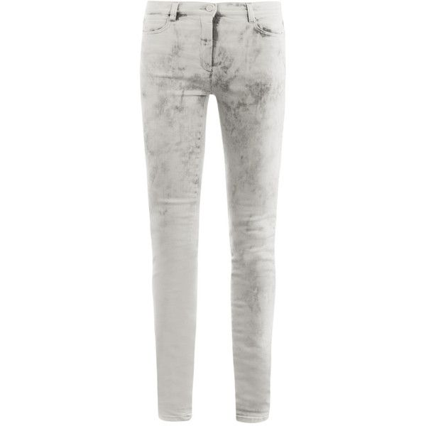 Super bleach slim jeans Maison Martin Margiela mpz20P0