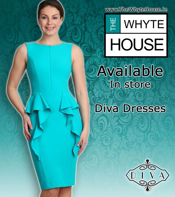 Diva Dress available in store