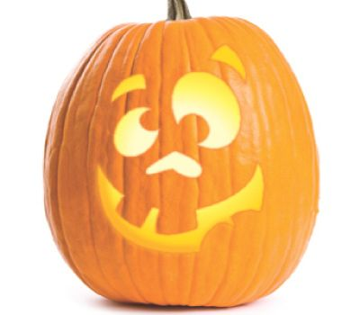 cute jack o lantern template  Pin about Halloween pumpkin carving stencils on Pumpkin ...