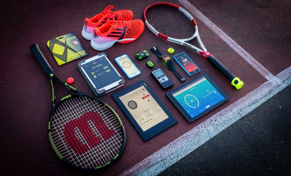 10 High Tech Gadgets That Will Improve Your Tennis Game High Tech Gadgets Cool Gadgets Tech Gadgets