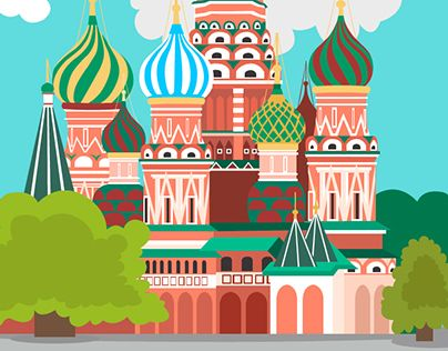 "Check out new work on my @Behance portfolio: ""Red square 