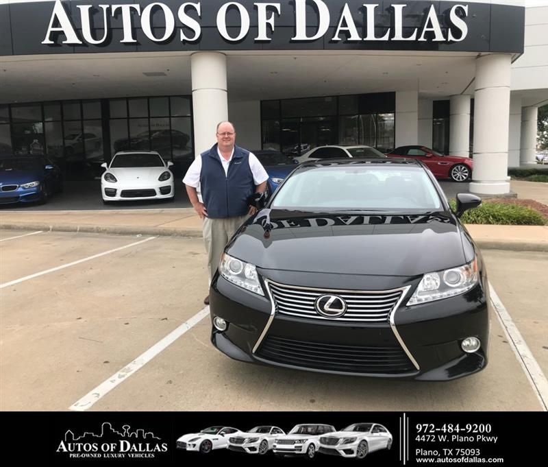 Happy Anniversary To James On Your Lexus Es 350 From Omay Bosch At Autos Of Dallas Anniversary Autosofdallas Car Dealership Auto Happy Anniversary