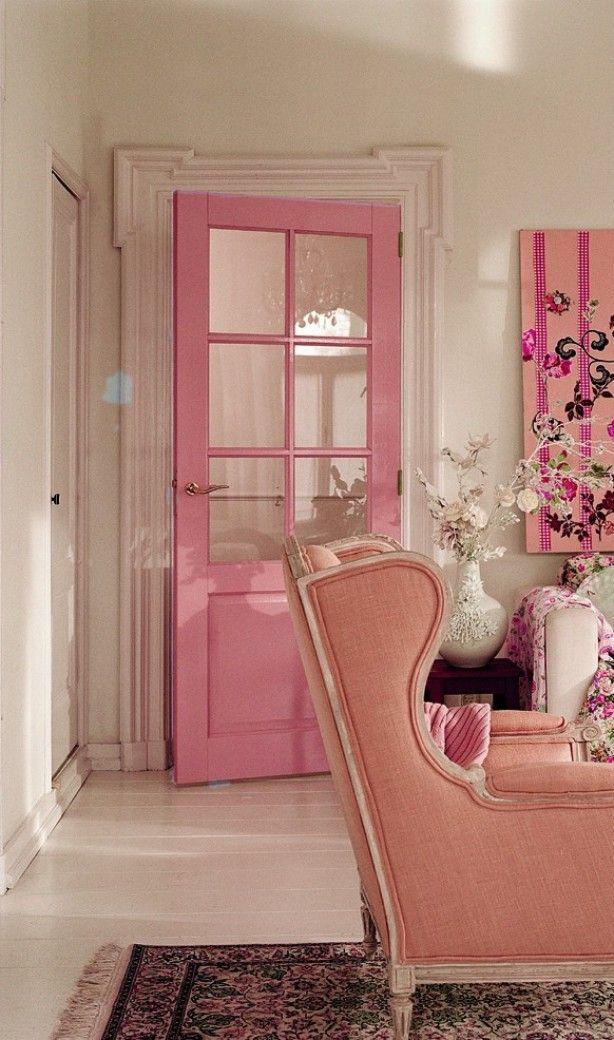 kleurgebruik romantisch wit roze | Decor ideas | Pinterest | Shabby