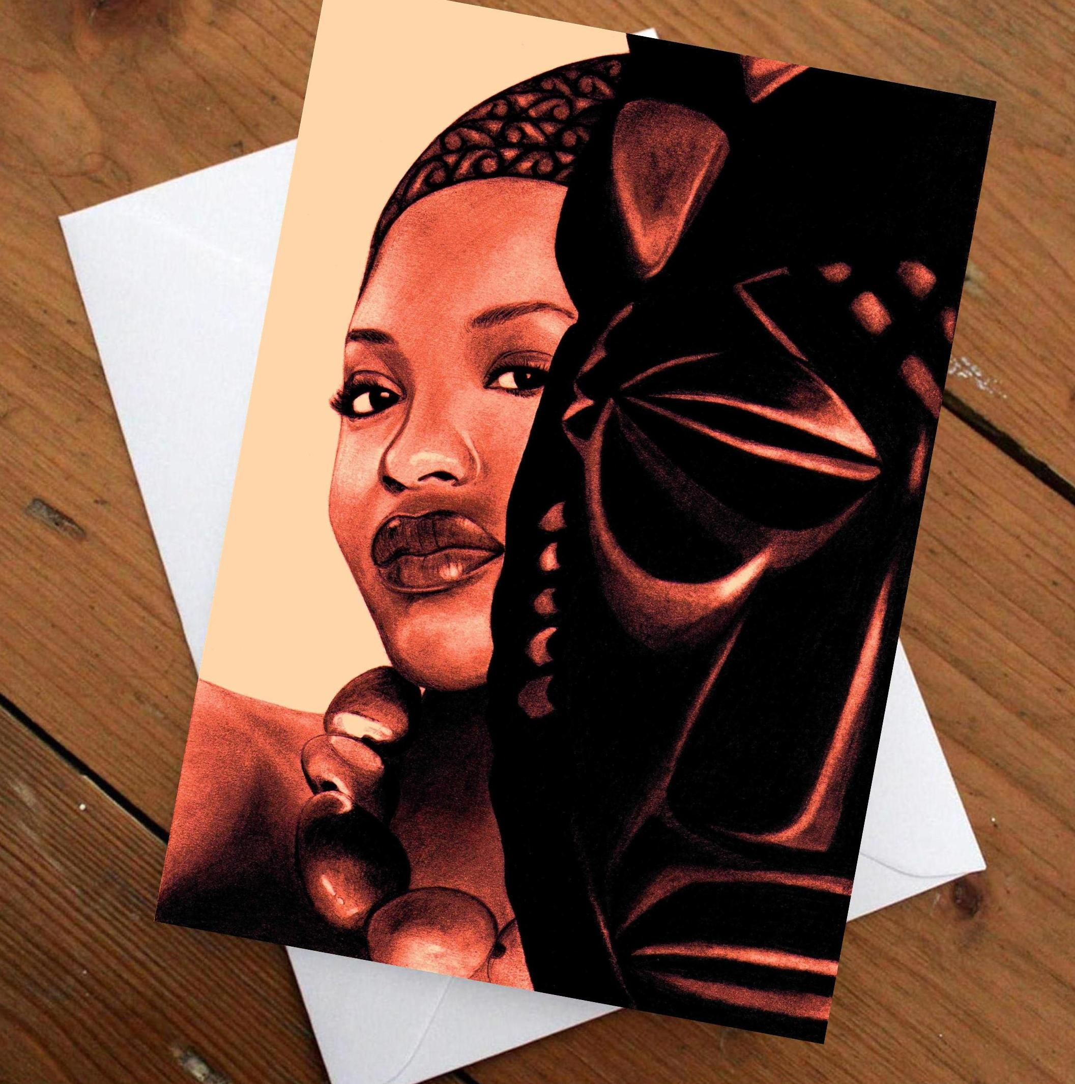 The afro card company creates vibrant greeting cards that reflect the afro card company creates vibrant greeting cards that reflect the personality lifestyle and diversity of the african american and black communities m4hsunfo
