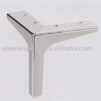 Metal Sofa Leg Metal Furniture Leg Metal Sofa Feet View Metal Sofa Leg Qiwei Product Details From Guangzhou Qiwei Imports And Exports Co Ltd On Alibaba C Metal Sofa Metal Furniture Legs