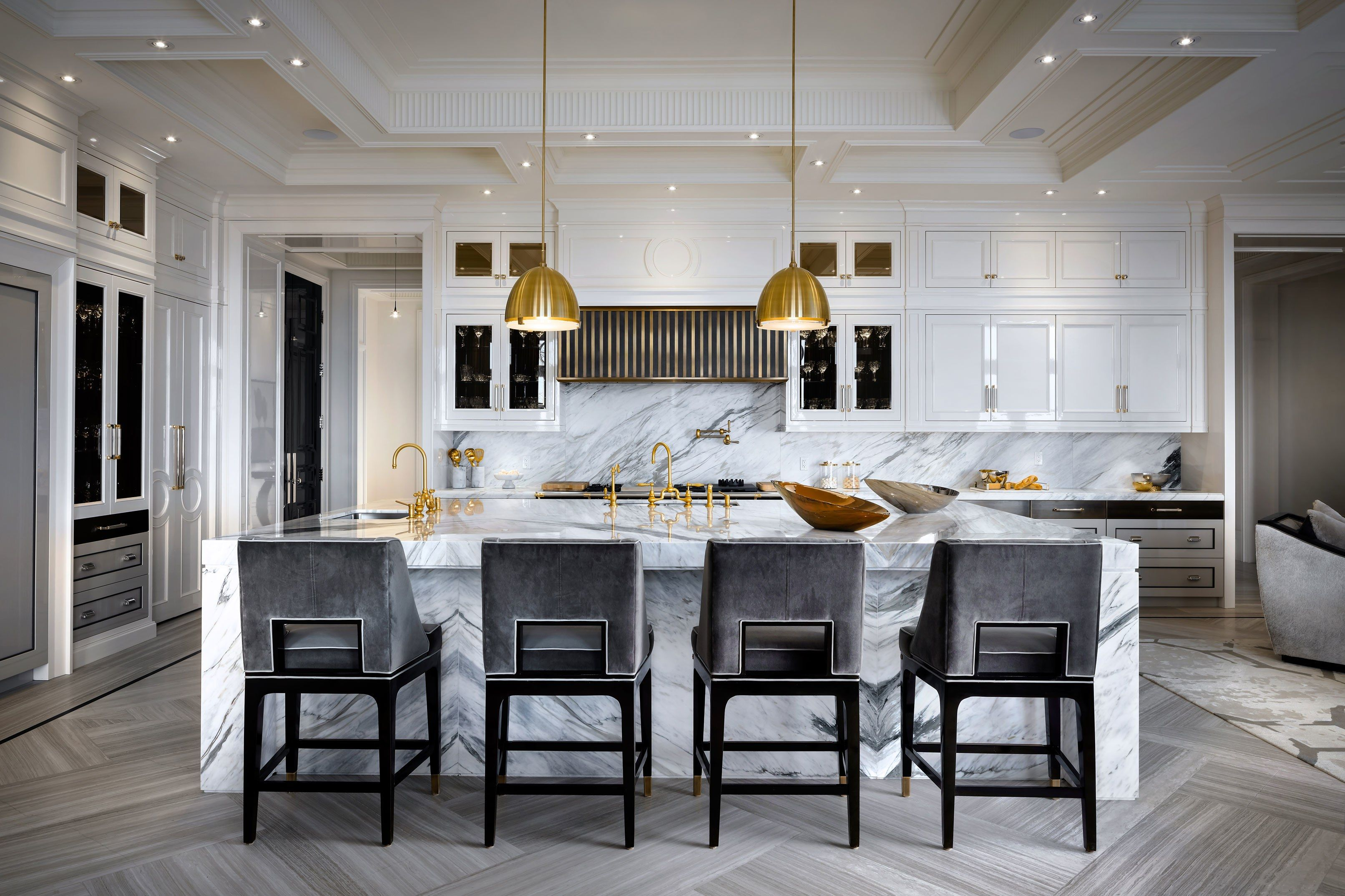 an ultra luxurious 50 million canadian home that s anything but rustic interior design on kitchen interior luxury id=16972