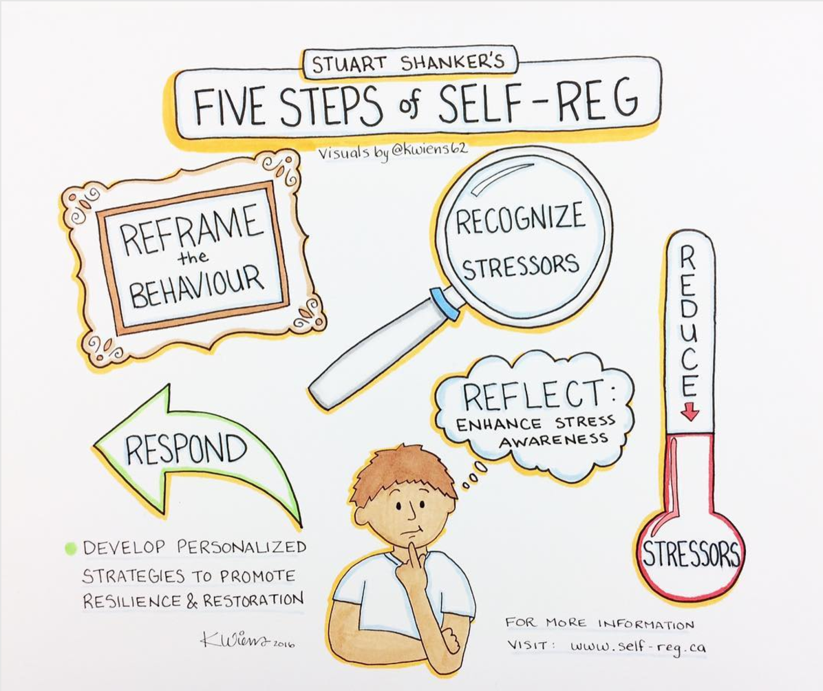How To Improve Self Regulation Skills Five Steps Of Self