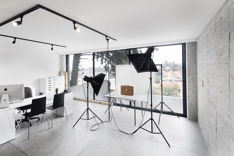 Galeria De Casa 3 2 Metodo 15 Photography Studio Design Home Studio Photography Photo Studio Design