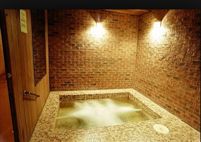 Hot Tub Room Ideas Indoor Hot Tub Hot Tub Room Hot Tub Designs