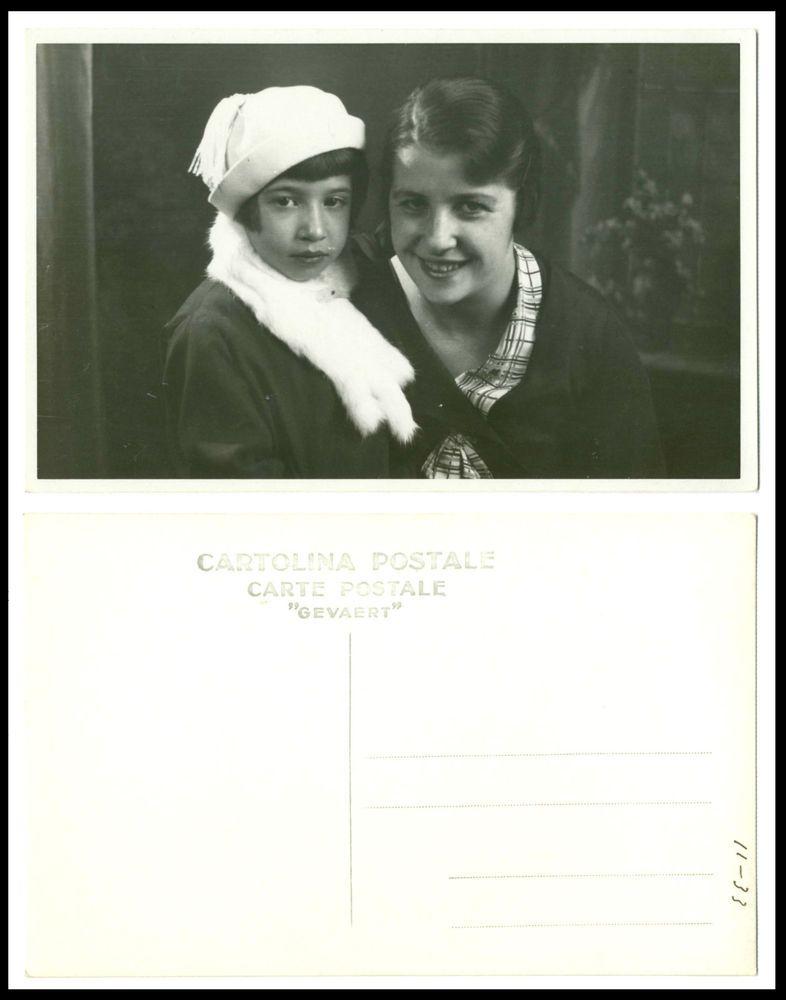 NERINA ED ALFA m FOTO D EPOCA DI SANTINO SALARDI-SAN GIOVANNI IN PERSICETO 1933
