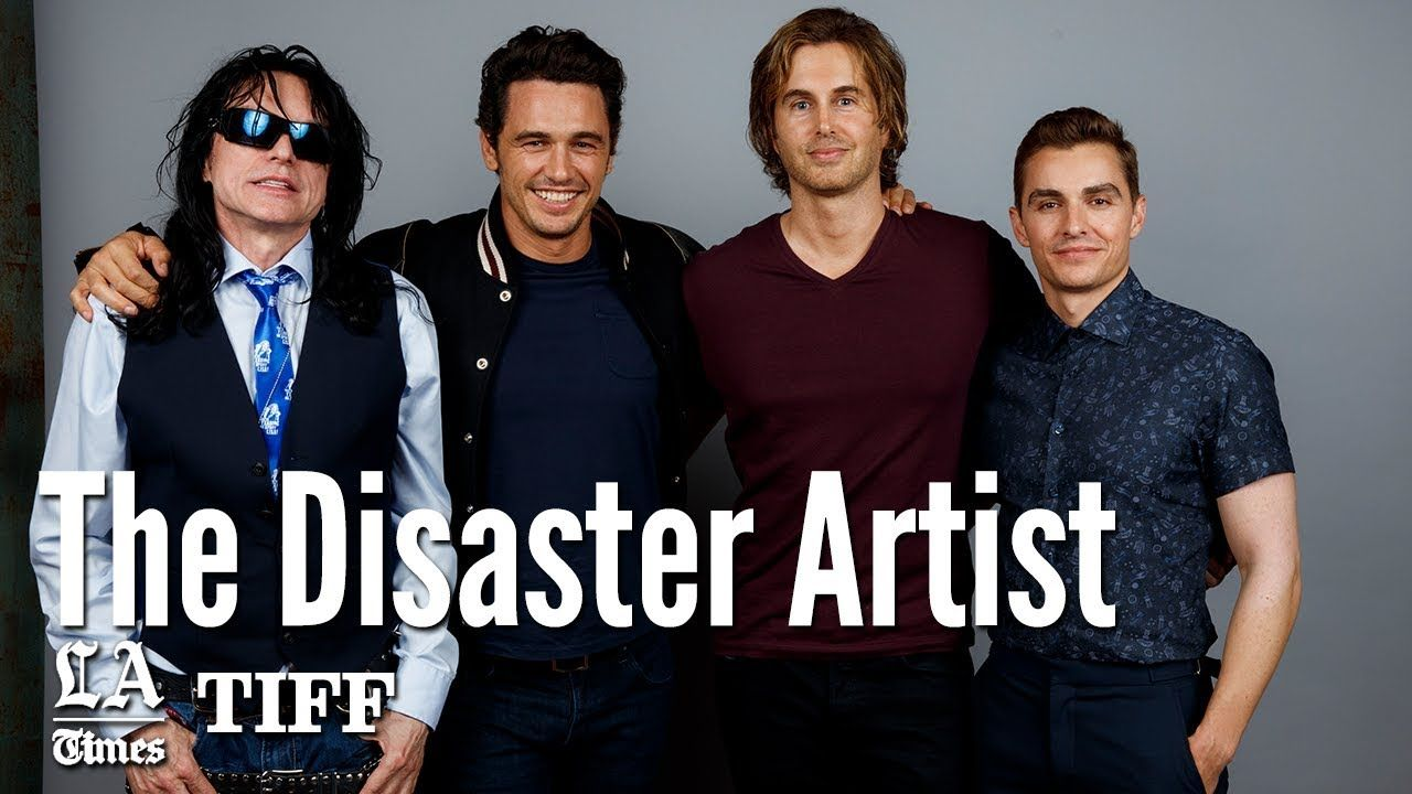 Tommy Wiseau and James Franco talk about the Disaster
