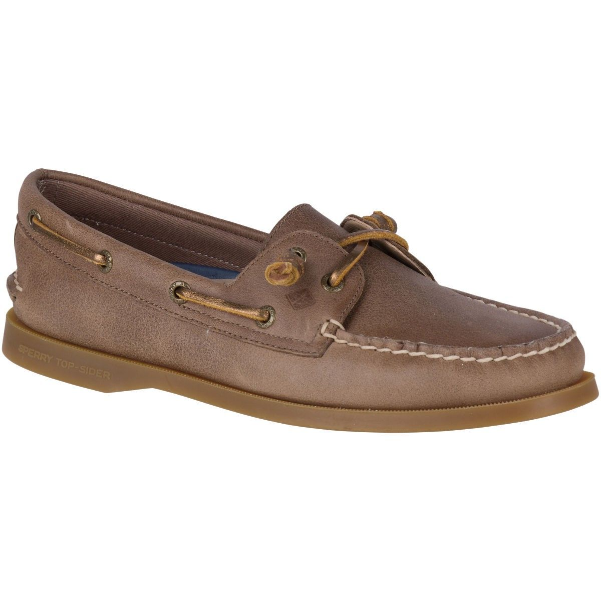 88837ba2fe2 SPERRY Women s Authentic Original Vida Boat Shoe - Brown.  sperry  shoes   all