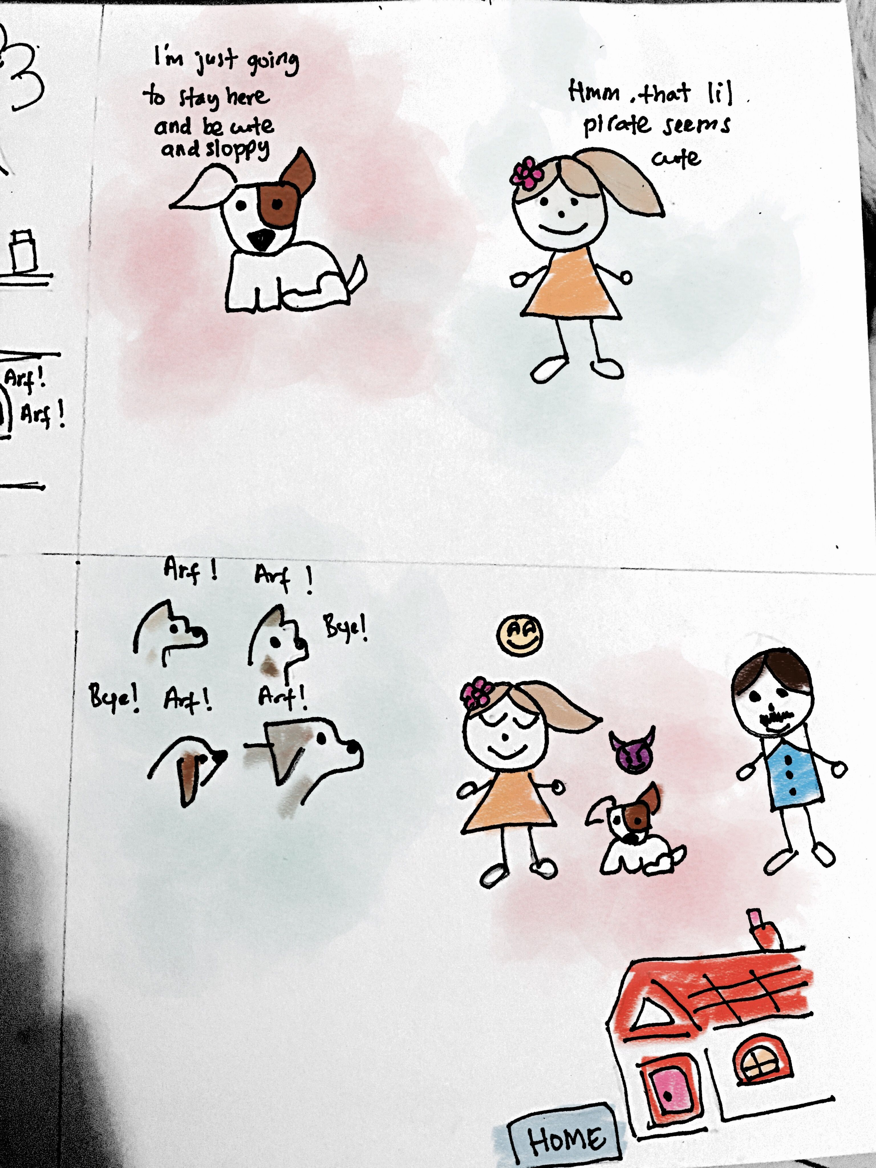 Dogdoodle Dog Jackrussell Pet Jack Russell Doodles Character