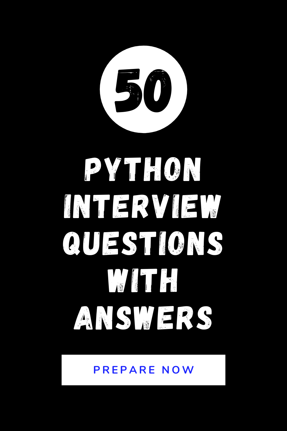Python Coding Interview Questions For Freshers