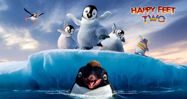 Happy Feet Two The Videogame Rom 3ds Cia Region Free Https Www Ziperto Com Happy Feet Two The Videogame Ro Happy Feet Two Cartoon Wallpaper Happy Feet
