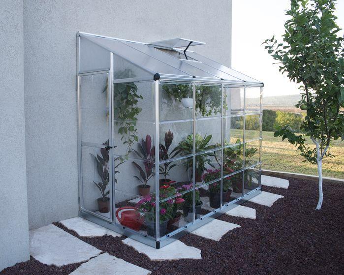 Hybrid 8 Ft. W x 4 Ft. D Greenhouse