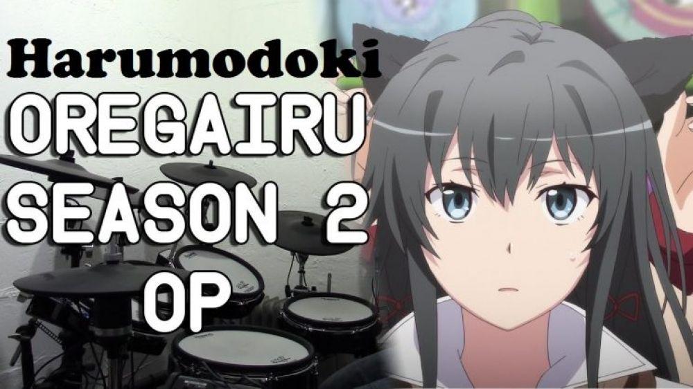 Oregairu Opening 2 Harumodoki By Nagi Yanagi Kalimba Tabs Tab Tutorial Learning