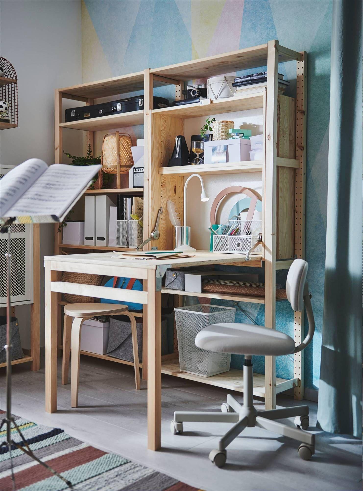 Bureau Ikea Des Modeles Qui S Adaptent A Tous Les Espaces En 2020 Ikea Inspiration Ikea Chambre Enfant