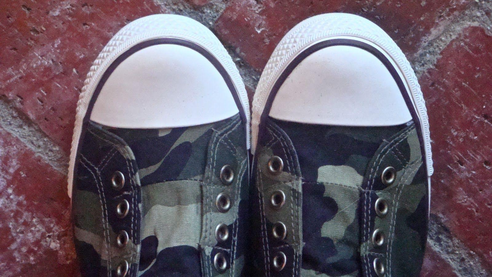 camo feet