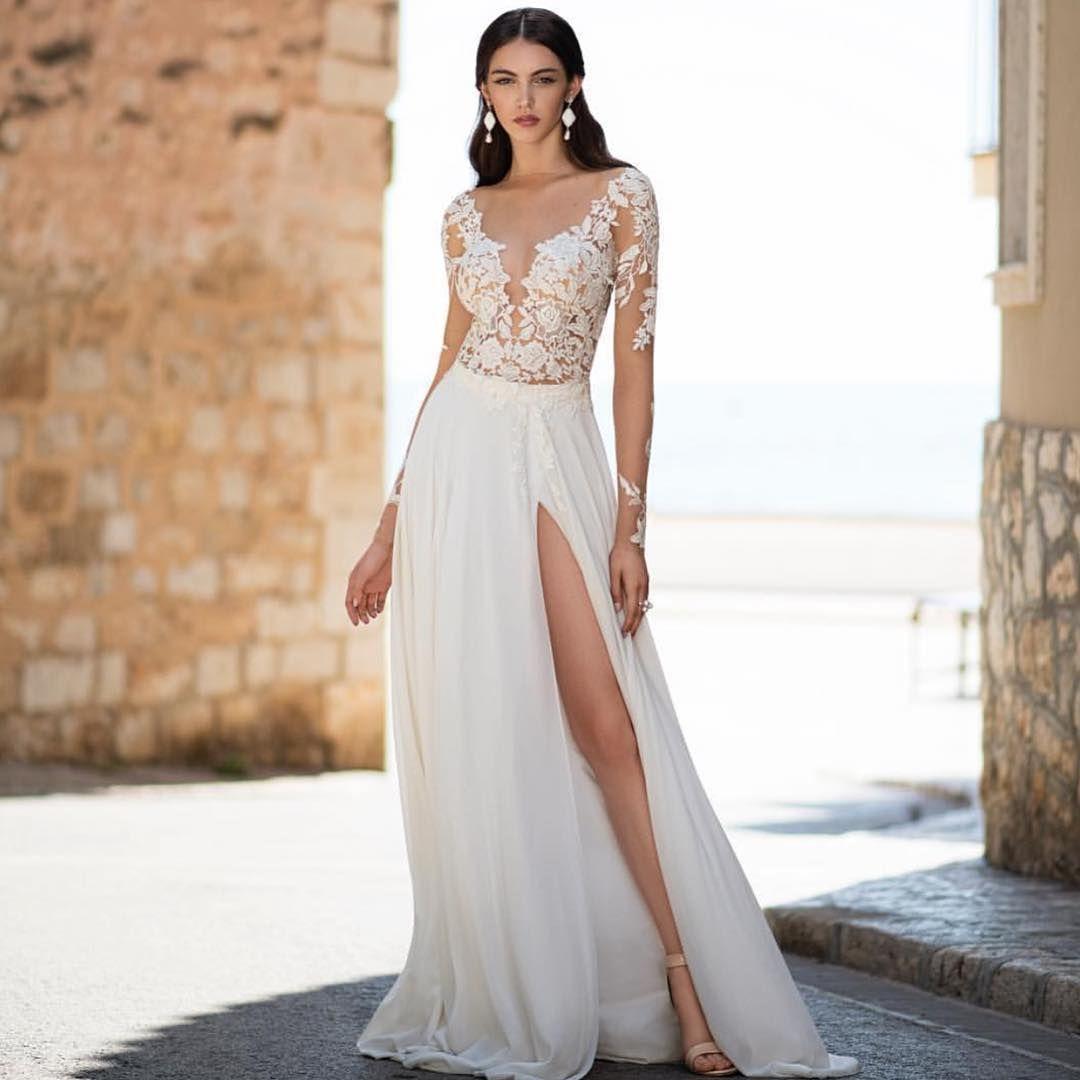 Trumpet Style Wedding Gowns: Trumpet-style Wedding Dress