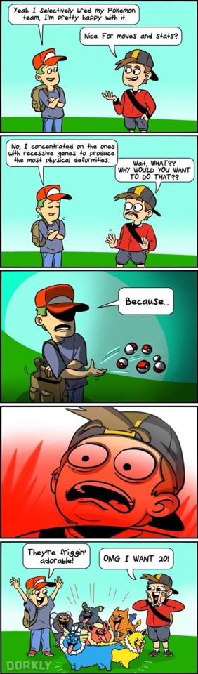 Hall yes! Pokemon