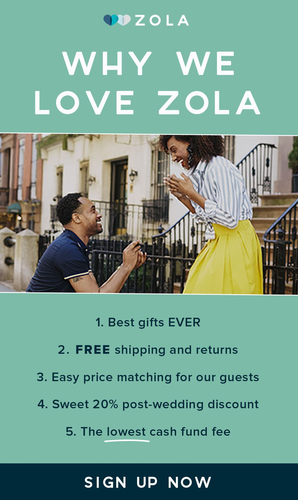 Register The Easy Way At Zola Weive Got 50 000 Of The Best Gifts