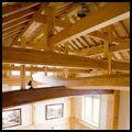 Asian and Japanese timberframe design | Groton Timberworks