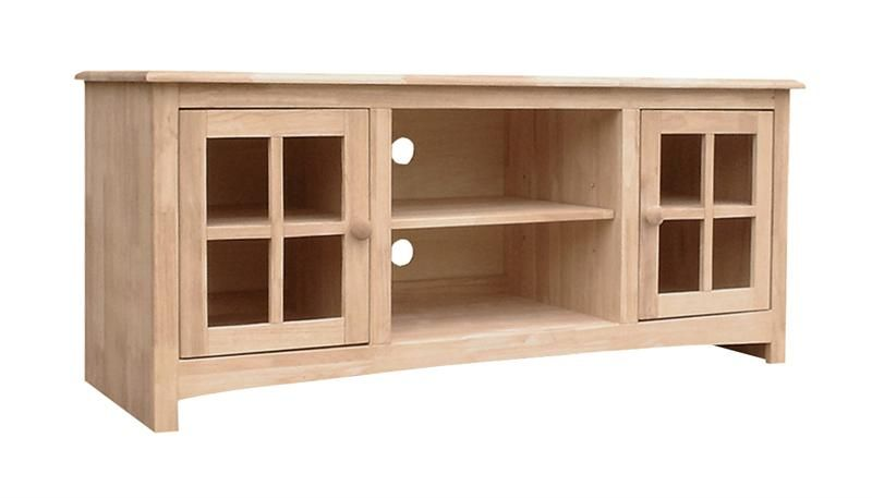 Bear Naked Unfinished Furniture ® Unfinished Entertainment Centers