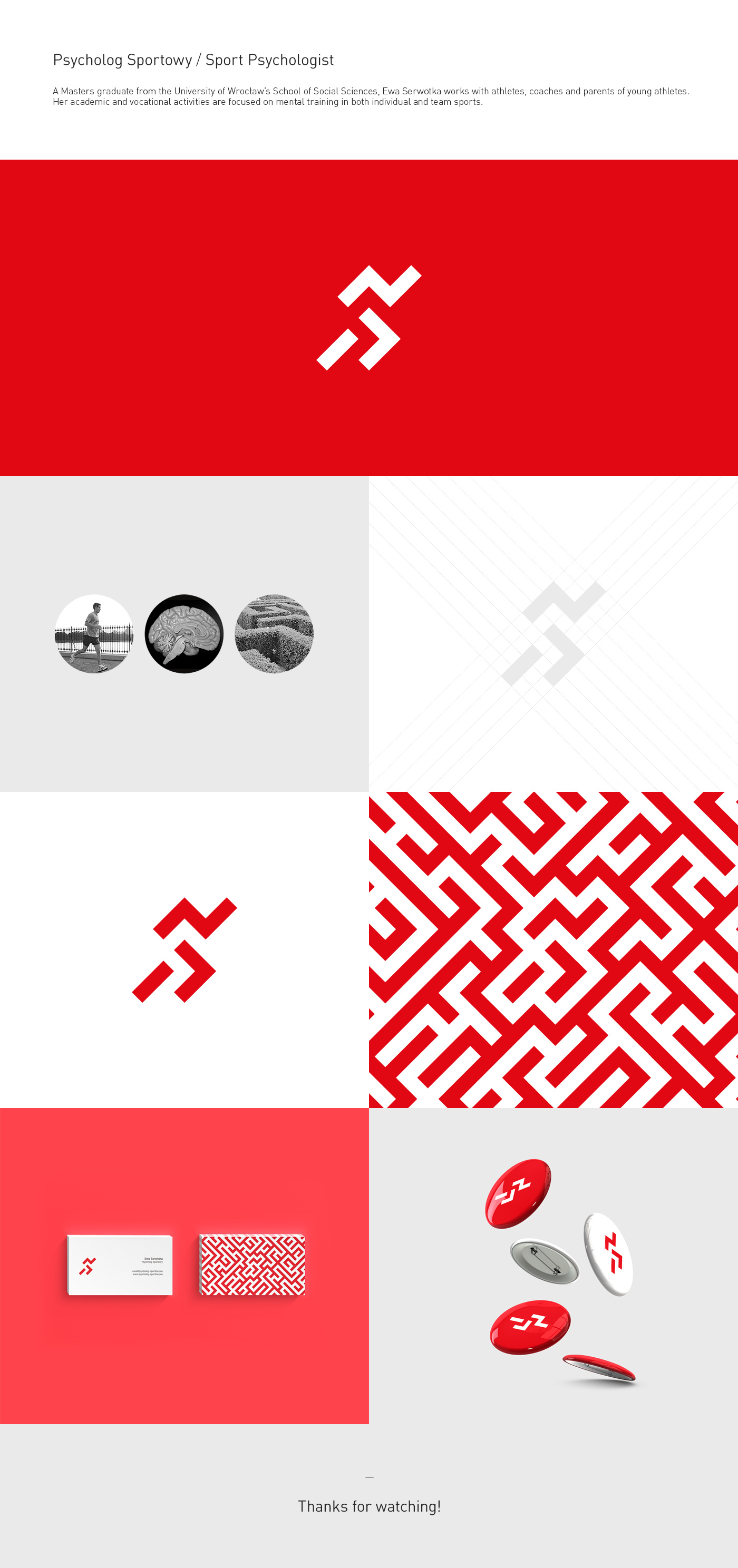 Best Branding Sport Logo Psychology Run images on