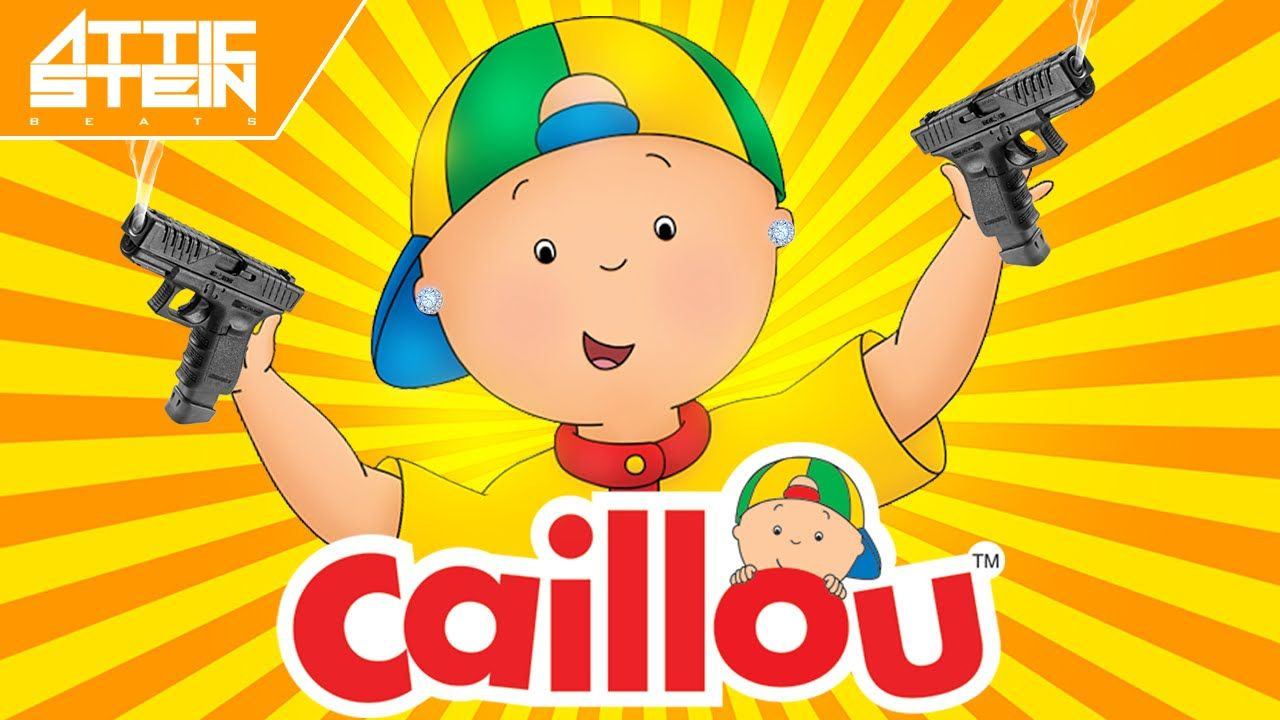 Caillou theme song remix prod by attic stein caillou