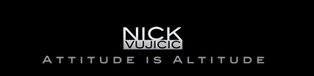 An inspirational motivational speaker, Nick Vujicic is an individual born without arms or legs. This website shares his stories and how they have changed the lives of many. Also check out videos on Youtube of Nick speaking to schools.