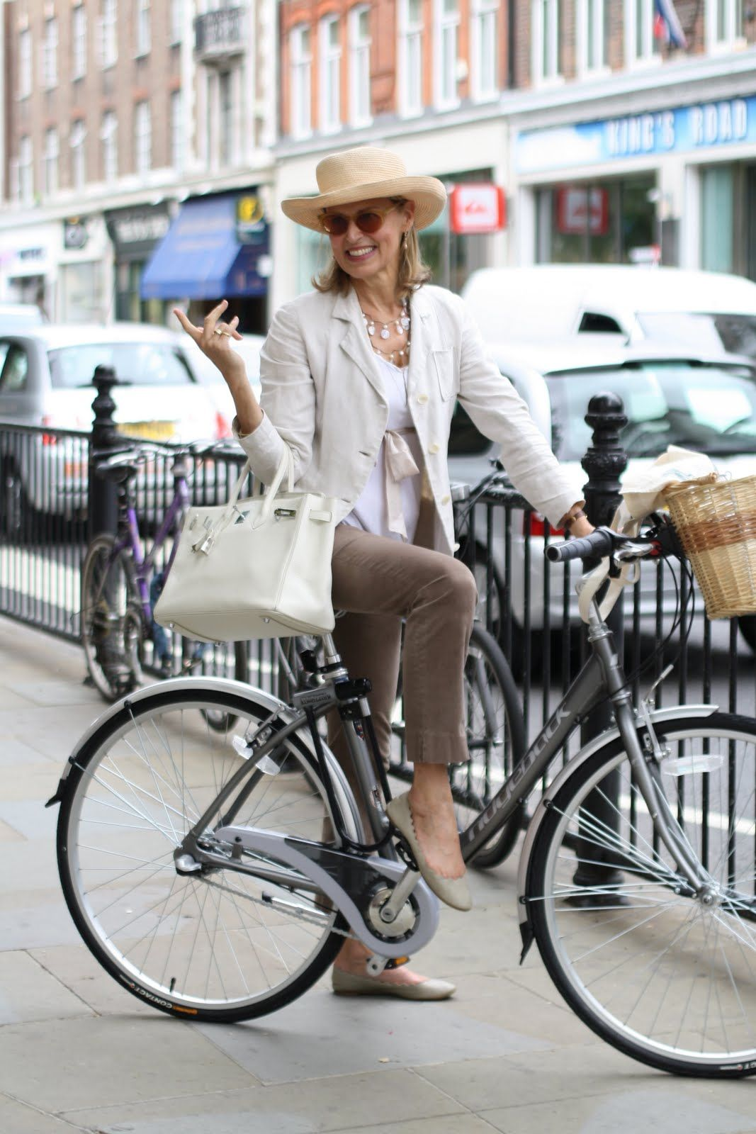Bicycle Chic Advanced Style Bicycle Chic Fashion