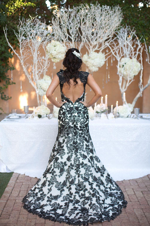 Allure Bridals White Winter Wedding Inspiration Wedding Dresses Strapless Allure Bridal Allure Bridal Gowns [ 1500 x 1000 Pixel ]